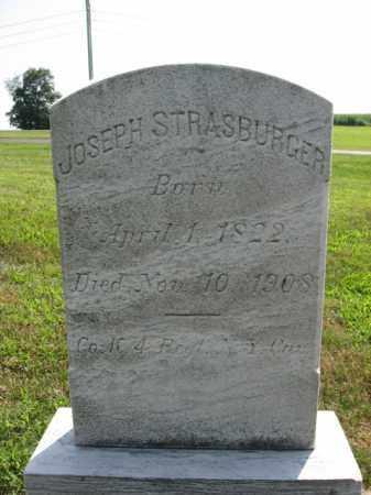 STRASBURGER, JOSEPH - Lehigh County, Pennsylvania | JOSEPH STRASBURGER - Pennsylvania Gravestone Photos