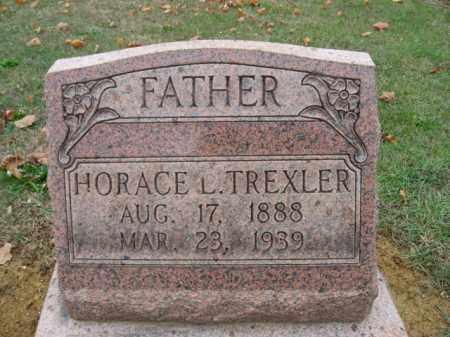 TREZLER, HORACE L. - Lehigh County, Pennsylvania | HORACE L. TREZLER - Pennsylvania Gravestone Photos