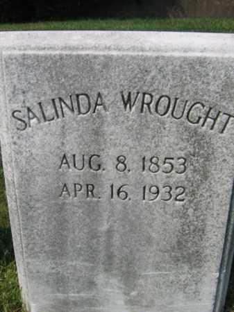 WROUGHT, SALINDA - Lehigh County, Pennsylvania | SALINDA WROUGHT - Pennsylvania Gravestone Photos