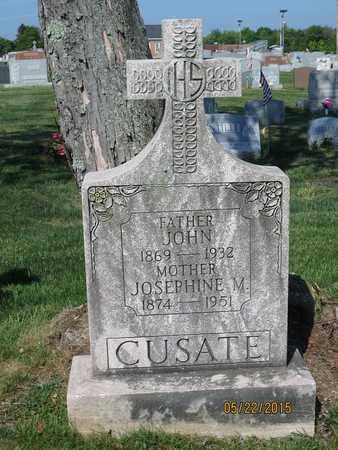 CUSATE, JOHN - Luzerne County, Pennsylvania | JOHN CUSATE - Pennsylvania Gravestone Photos