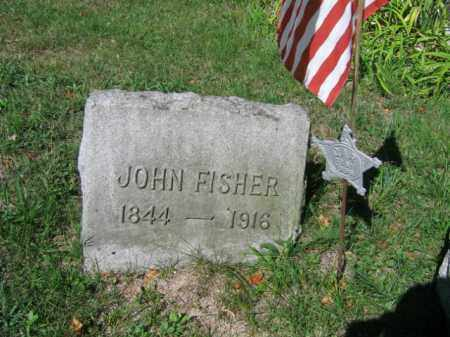 FISHER, JOHN - Luzerne County, Pennsylvania | JOHN FISHER - Pennsylvania Gravestone Photos