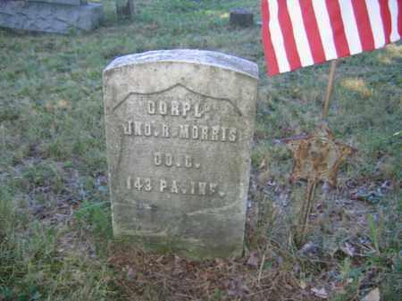 MORRIS, CORP. JONATHAN R. - Luzerne County, Pennsylvania | CORP. JONATHAN R. MORRIS - Pennsylvania Gravestone Photos