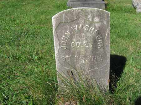 WASHBURN, JOHN - Luzerne County, Pennsylvania   JOHN WASHBURN - Pennsylvania Gravestone Photos