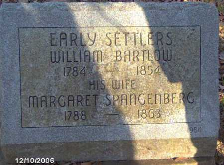 BARTLOW, MARGARET - Lycoming County, Pennsylvania | MARGARET BARTLOW - Pennsylvania Gravestone Photos
