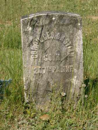 BATIAN, GEO - Lycoming County, Pennsylvania | GEO BATIAN - Pennsylvania Gravestone Photos