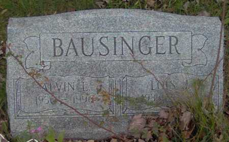 BAUSINGER, LOIS - Lycoming County, Pennsylvania | LOIS BAUSINGER - Pennsylvania Gravestone Photos