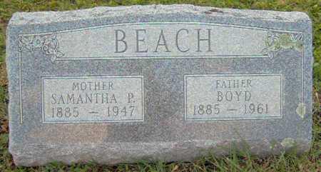 BEACH, BOYD - Lycoming County, Pennsylvania | BOYD BEACH - Pennsylvania Gravestone Photos
