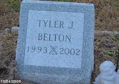 BELTON, TYLER - Lycoming County, Pennsylvania | TYLER BELTON - Pennsylvania Gravestone Photos