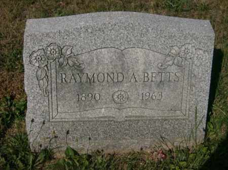 BETTS, RAYMOND - Lycoming County, Pennsylvania | RAYMOND BETTS - Pennsylvania Gravestone Photos