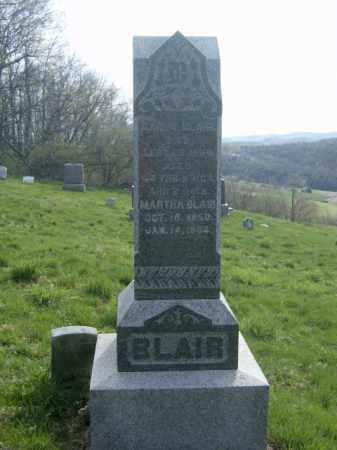 KIESS BLAIR, MARTHA - Lycoming County, Pennsylvania | MARTHA KIESS BLAIR - Pennsylvania Gravestone Photos