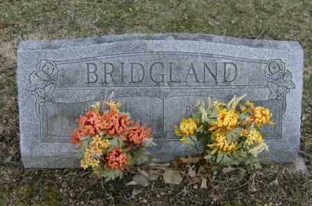 BRIDGLAND, PEARL - Lycoming County, Pennsylvania | PEARL BRIDGLAND - Pennsylvania Gravestone Photos