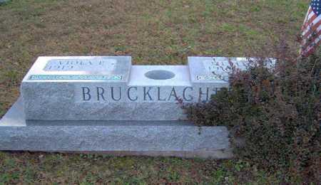 BRUCKLACHER, VIOLA - Lycoming County, Pennsylvania | VIOLA BRUCKLACHER - Pennsylvania Gravestone Photos