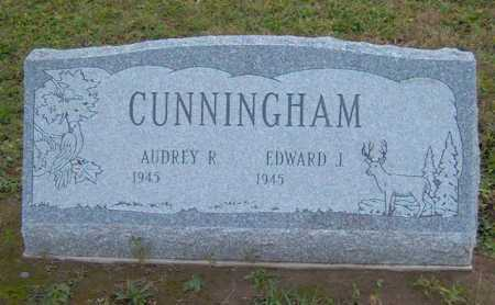 CUNNINGHAM, AUNDREY - Lycoming County, Pennsylvania | AUNDREY CUNNINGHAM - Pennsylvania Gravestone Photos