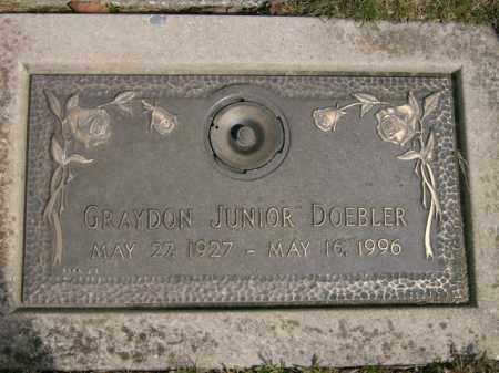 DOEBLER, GRAYDON - Lycoming County, Pennsylvania   GRAYDON DOEBLER - Pennsylvania Gravestone Photos