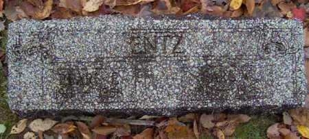 ENTZ, EARL - Lycoming County, Pennsylvania | EARL ENTZ - Pennsylvania Gravestone Photos