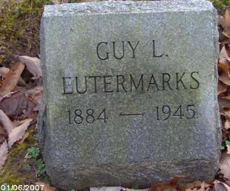 EUTERMARKS, GUY L. - Lycoming County, Pennsylvania | GUY L. EUTERMARKS - Pennsylvania Gravestone Photos