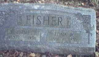 STERCHI FISHER, EDNA - Lycoming County, Pennsylvania | EDNA STERCHI FISHER - Pennsylvania Gravestone Photos