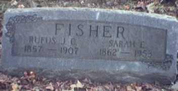 FISHER, RUFUS - Lycoming County, Pennsylvania   RUFUS FISHER - Pennsylvania Gravestone Photos
