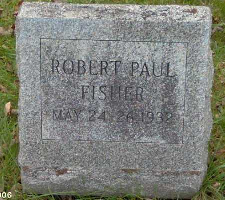 FISHER, ROBERT - Lycoming County, Pennsylvania | ROBERT FISHER - Pennsylvania Gravestone Photos