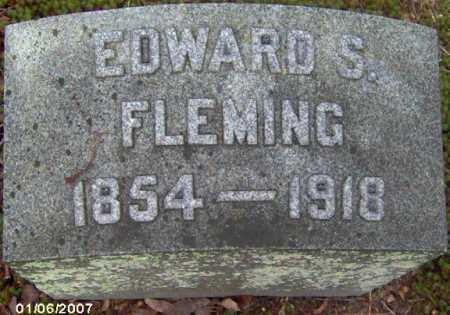 FLEMING, EDWARDS SNODGRASS - Lycoming County, Pennsylvania | EDWARDS SNODGRASS FLEMING - Pennsylvania Gravestone Photos