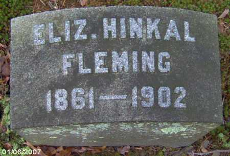 FLEMING, ELIZABETH - Lycoming County, Pennsylvania | ELIZABETH FLEMING - Pennsylvania Gravestone Photos