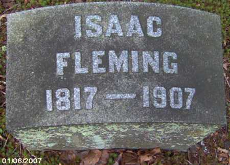 FLEMING, ISAAC - Lycoming County, Pennsylvania | ISAAC FLEMING - Pennsylvania Gravestone Photos