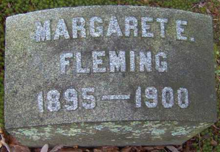 FLEMING, MARGARET - Lycoming County, Pennsylvania | MARGARET FLEMING - Pennsylvania Gravestone Photos