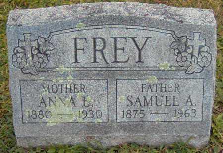 FREY, ANNA - Lycoming County, Pennsylvania | ANNA FREY - Pennsylvania Gravestone Photos