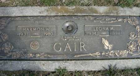 GAIR, HARMON - Lycoming County, Pennsylvania | HARMON GAIR - Pennsylvania Gravestone Photos