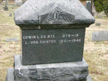 GUINTER, LAURA - Lycoming County, Pennsylvania | LAURA GUINTER - Pennsylvania Gravestone Photos