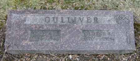 GULLIVER, ADELIA - Lycoming County, Pennsylvania | ADELIA GULLIVER - Pennsylvania Gravestone Photos