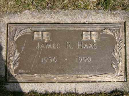 HAAS, JAMES - Lycoming County, Pennsylvania | JAMES HAAS - Pennsylvania Gravestone Photos
