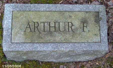 HARMAN, ARTHUR - Lycoming County, Pennsylvania | ARTHUR HARMAN - Pennsylvania Gravestone Photos