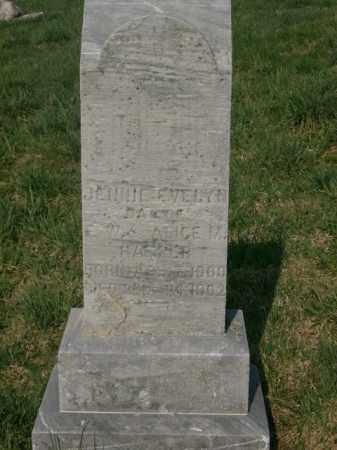 HARPER, JENNIE - Lycoming County, Pennsylvania | JENNIE HARPER - Pennsylvania Gravestone Photos