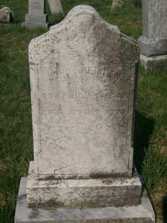 HEINLEN, JOHN - Lycoming County, Pennsylvania   JOHN HEINLEN - Pennsylvania Gravestone Photos