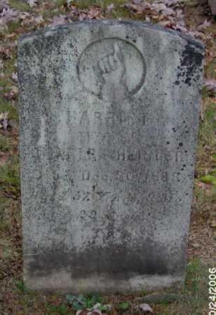 HENSLER, HARRIET - Lycoming County, Pennsylvania | HARRIET HENSLER - Pennsylvania Gravestone Photos