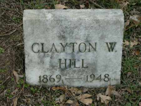 HILL, CLAYTON - Lycoming County, Pennsylvania   CLAYTON HILL - Pennsylvania Gravestone Photos