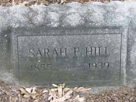 HILL, SARAH - Lycoming County, Pennsylvania | SARAH HILL - Pennsylvania Gravestone Photos