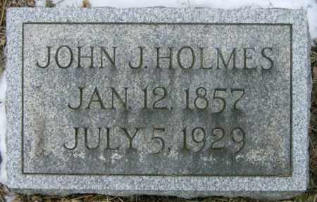 HOLMES, JOHN - Lycoming County, Pennsylvania | JOHN HOLMES - Pennsylvania Gravestone Photos