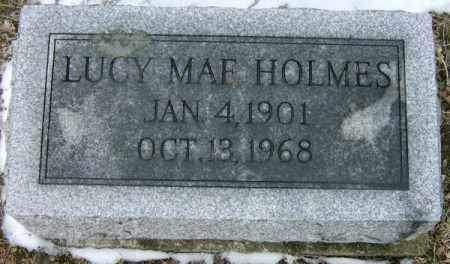 HOLMES, LUCY - Lycoming County, Pennsylvania | LUCY HOLMES - Pennsylvania Gravestone Photos