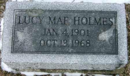 HOLMES, LUCY - Lycoming County, Pennsylvania | LUCY HOLMES - Pennsylvania Gravestone Photos