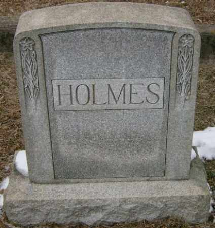 HOLMES, MONUMENT - Lycoming County, Pennsylvania | MONUMENT HOLMES - Pennsylvania Gravestone Photos