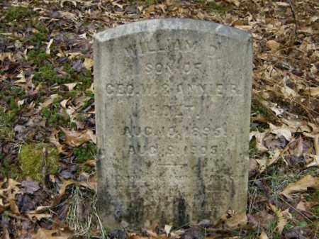 HOLT, WILLIAM - Lycoming County, Pennsylvania | WILLIAM HOLT - Pennsylvania Gravestone Photos