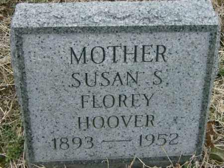 HOOVER, SUSAN - Lycoming County, Pennsylvania | SUSAN HOOVER - Pennsylvania Gravestone Photos