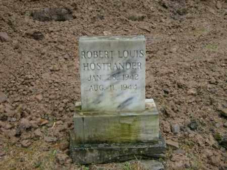 HOSTRANDER, ROBERT - Lycoming County, Pennsylvania | ROBERT HOSTRANDER - Pennsylvania Gravestone Photos