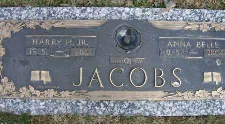 JACOBS, ANNA - Lycoming County, Pennsylvania | ANNA JACOBS - Pennsylvania Gravestone Photos