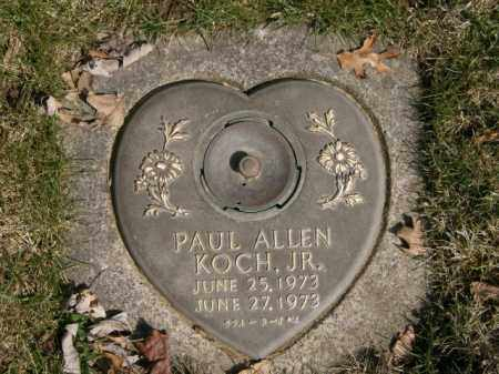 KOCH, PAUL - Lycoming County, Pennsylvania | PAUL KOCH - Pennsylvania Gravestone Photos
