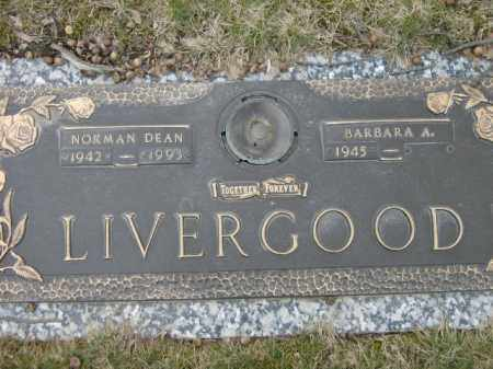 LIVERGOOD, BARBARA - Lycoming County, Pennsylvania | BARBARA LIVERGOOD - Pennsylvania Gravestone Photos