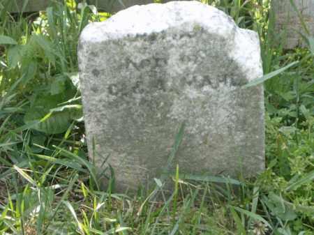 MAHL, UNKNOWN - Lycoming County, Pennsylvania | UNKNOWN MAHL - Pennsylvania Gravestone Photos
