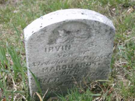 MARQUARDT, IRVIN - Lycoming County, Pennsylvania | IRVIN MARQUARDT - Pennsylvania Gravestone Photos
